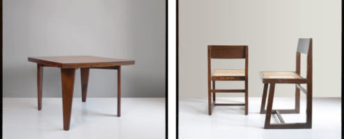 (EN) Pierre Jeanneret objects and authenticity