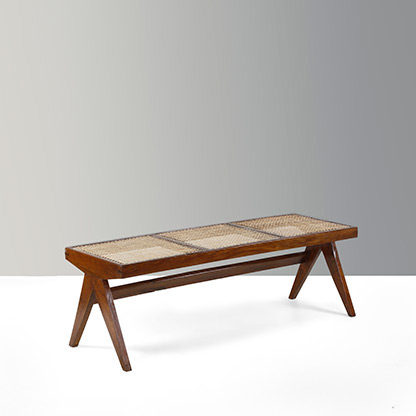 PIERRE-JEANNERET-BENCH